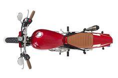 'Superstar' Triumph Bonneville – Tamarit Motorcycles