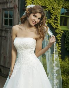 Country Wedding Dresses <3 love this!