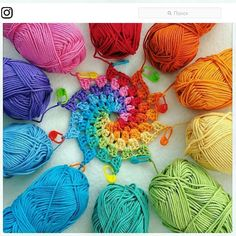 "Okay, so, the title says""crochet business truths"" so that's what I'm going to deliver. Running a crochet business is super special! Spiral Crochet, Rainbow Crochet, Freeform Crochet, Crochet Squares, Crochet Motif, Crochet Flowers, Crochet Stitches, Crochet Hooks, Crochet Baby"