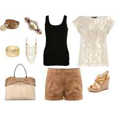 I like this outfit. Not the purse though.