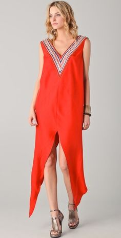 Sass and Bide My Cup Runneth Over Long Dress