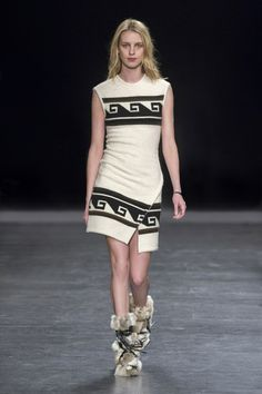 Isabel Marant - Collection Automne - Hiver 2014 - Look 07