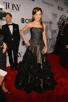 Laura Osnes - 2013 Tony Awards