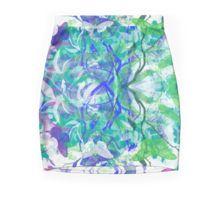 Butterfly Garden - Green & Blue Minirock