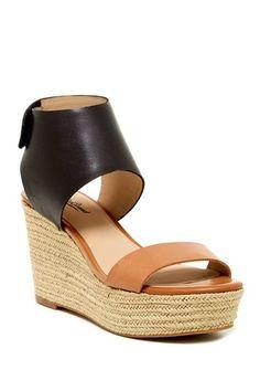 Olla Platform Wedge Sandal by Lucky Brand on @HauteLook