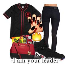 """Bow; you know you want too ~M"" by official-trill007 on Polyvore"