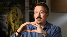 Vince Gilligan, Writer, Interview, People, Room, Fictional Characters, Bedroom, Sign Writer, Rooms