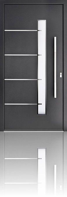 TRAUN Modern Entry, Modern Front Door, Window Grill Design, Door Design, Ghulam Ali, Room Doors, Wooden Doors, Wood Work, Planer