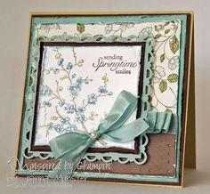 Image result for stampin up eastern blooms stamp set IDEAS