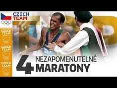 TOP: 4 nezapomenutelné maratony - YouTube Baseball Cards, Sports, Youtube, Tops, Hs Sports, Sport, Youtubers, Youtube Movies