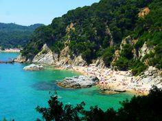 Cala Boadella Beach - Lloret de Mar