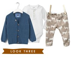fall fashion: baby b