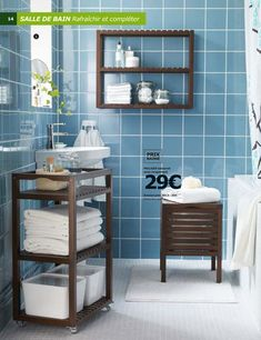 Salle de bains Ikea : le meilleur du catalogue - CôtéMaison.fr