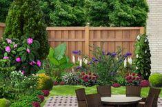 Garden Design: back yard Outdoor Structures, Outdoor Gardens, Yard, Garden Design, Garden, Landscape, Outdoor, Plants, Backyard