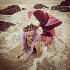Love this fairy mermaid! @pixie_dustling  One of my flavourites from this mornings shoot*:. Photo by @kimberlyimagery, Mythic tail by @finfolkproductions ✨ #mermaid #mermaidtail #mermaidlife #mythictail #finfolk #finfolkproductions #finfolkproductionsmermaidtails #mermaidcrown #painproofpixie #photoshoot #kimberlyimagery #magic #ibelieve #filter