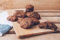 Pessoal, hoje trouxe uma receita ótima para um lanche da tarde ou até para um pré-treino, o cookie de ameixa.