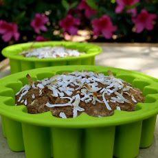 Sugar-Free Coconut Chai Breakfast Cake Recipe