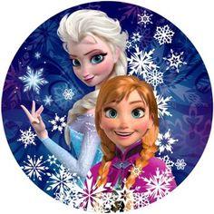Cool Touch Disney Frozen Elsa Anna LED Night Light | Frozen Play