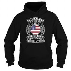 United States Mexico - Home My Veins #sunfrogshirt #States
