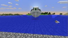 "Orphea2012 Youtube et Minecraft: Minecraft   Yatch de Yue2000   Visite demain   ""Bi..."