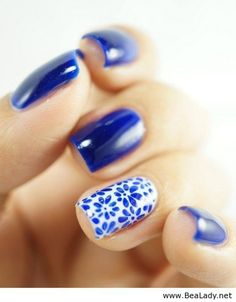 45 #Flirty Spring Nail Art Ideas for Nail Polish Addicts ...