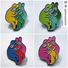 @Regrann from @medicalpandas -  Go check out my friends artwork! . .  #Repost @gobonussaves  4 new limited pins (25 of each variety) available from my store!  WWW.GOBONUSSAVES.COM  (Link in profile then click on SHOP)  #bonussaves #1k420giveaway #gobonussaves #limitededition #streetartist #streetart #skull #skullbunny #michiganart #pinning #hatpin #pin #pins #pingamestrong #patchgame #pinoftheday #modernmods #tiepin #badges #enamelpin #lapelpin #enamel_pins #pingame #pinworld #Regrann by…