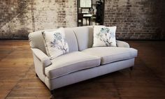 Our sumptuously custom made sofa, named The Albert is like no other. Supremely comfortable with feather and down. History Essay, Sofas, Love Seat, Couch, Living Room, Crafts, Furniture, Home Decor, Homemade Home Decor