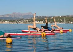 Feel Great Breaks Yoga, SUP & Snorkelling Retreat at Dénia