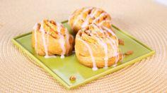 Carla Hall's Pumpkin Pie Pinwheels