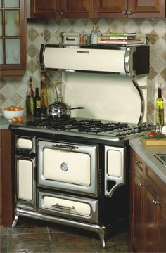 classic dual fuel range 5210 from heartland appliances carolinas antique appliances  restoration of gas cooking stoves      rh   pinterest com