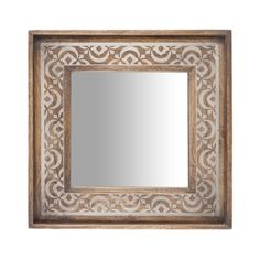 Meadowlark Home Collection Mango Wood Starburst Wall Mirror 💕SHOP💕 www.crownjewel.design