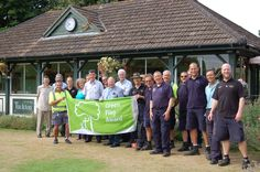 Great news! Tuckton Tea Gardens has been awarded a Green Flag award by Keep Britain Tidy, which recognises the best parks and green spaces across the country. It takes our total number of flags in Bournemouth to a record 16!! That's more than anywhere else in the South West. #bournemouthparks #proud