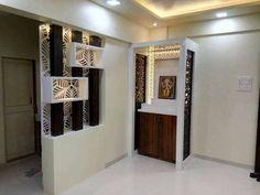Living Room Partition Design, Pooja Room Door Design, Room Partition Designs, Home Stairs Design, Wall Partition, Kitchen Cupboard Designs, Bedroom Cupboard Designs, Lcd Unit Design, Home Entrance Decor