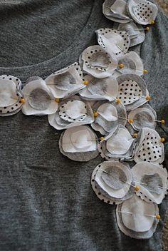 T-Shirt Redo - CreatingWithLindsay.BlogSpot.com (Miss Crafty Pants)   (06.21.14)