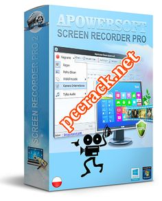 Apowersoft in recorder with username is simple expert programming can be utilized for recording the picture and recordings from screen show via @https://www.pinterest.com/pccrack/