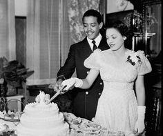 THE WEDDING CAKE | 1930
