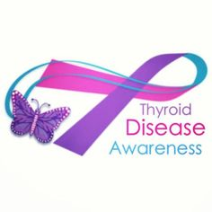 thyroid awareness ribbon