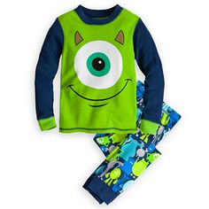 Mike Wazowski PJ Pal for Boys - Monsters University | PJ Pals | Disney Store