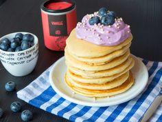 Einfaches Pancake-Rezept ohne Zucker