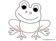 frog coloring page 01 (Diy Gifts Easter) , Frog Coloring Pages, Animal Coloring Pages, Coloring Pages To Print, Printable Coloring Pages, Coloring Pages For Kids, Frog Template, Animal Templates, Templates Free, Frog Crafts