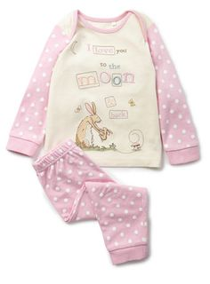 Guess How Much I Love You® Pyjama - Baby Gifts - Gifts for Kids  - Christmas