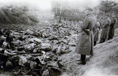 Les fosses de Katyn