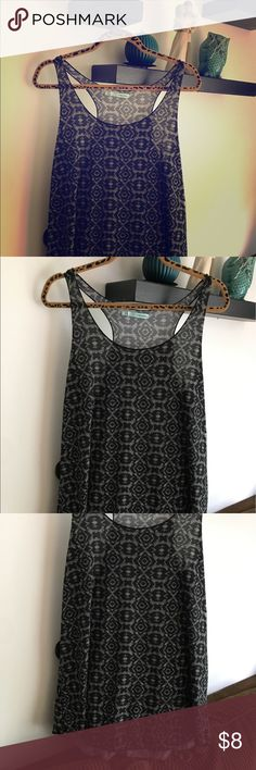 Adorable flowy tank in neutral colors! EUC! 🌺 Adorable flowy tank in neutral colors from Maurice's! EUC! 🌺 Maurices Tops Tank Tops