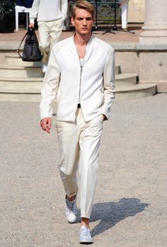 Corneliani menswear spring/summer 2015