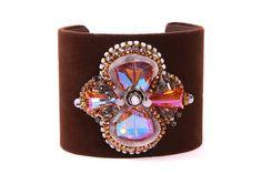 Isabel Garcia Coffee Bracelet