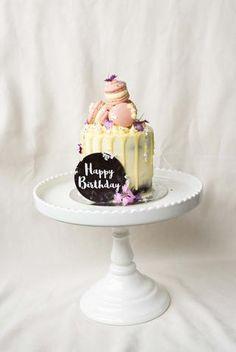 Pink & White Macaron Masterpiece