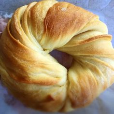 Have you ever heard of / tried a Cragel? I've been living on them here in Arizona. A combo bagel, croissant. All the finer elements of each merged into one #bakery delight! Certainly not light on the #butter  #food #hungry #carbs #bagel #bread #delicious #yummy #calories #happy #joy