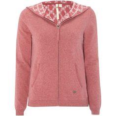 White Stuff Tally Ho Zip Hoodie (260 PEN) ❤ liked on Polyvore featuring tops, hoodies, pastel pink, women, white hooded sweatshirt, white hoodie, zip up hoodie, dog hoodie and pink hoodie