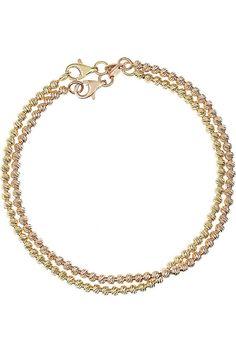 Carolina Bucci Set of two 18-karat gold bracelets NET-A-PORTER.COM, $2110