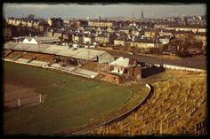 Cathkin Park, Third Lanark in the 1970s.
